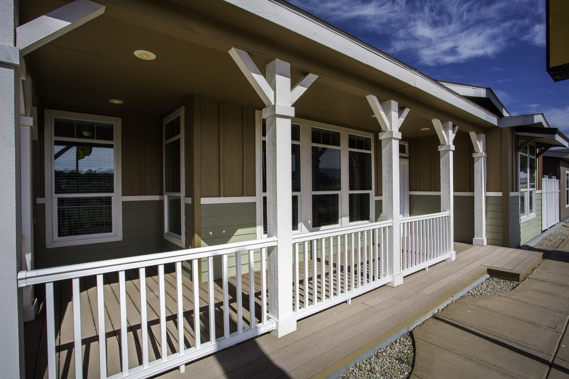 Modular Homes Virginia >> Karsten (Albuquerque) 3 Bedroom Manufactured Home RC4068A for $145900 | Model RC4068A from Homes ...