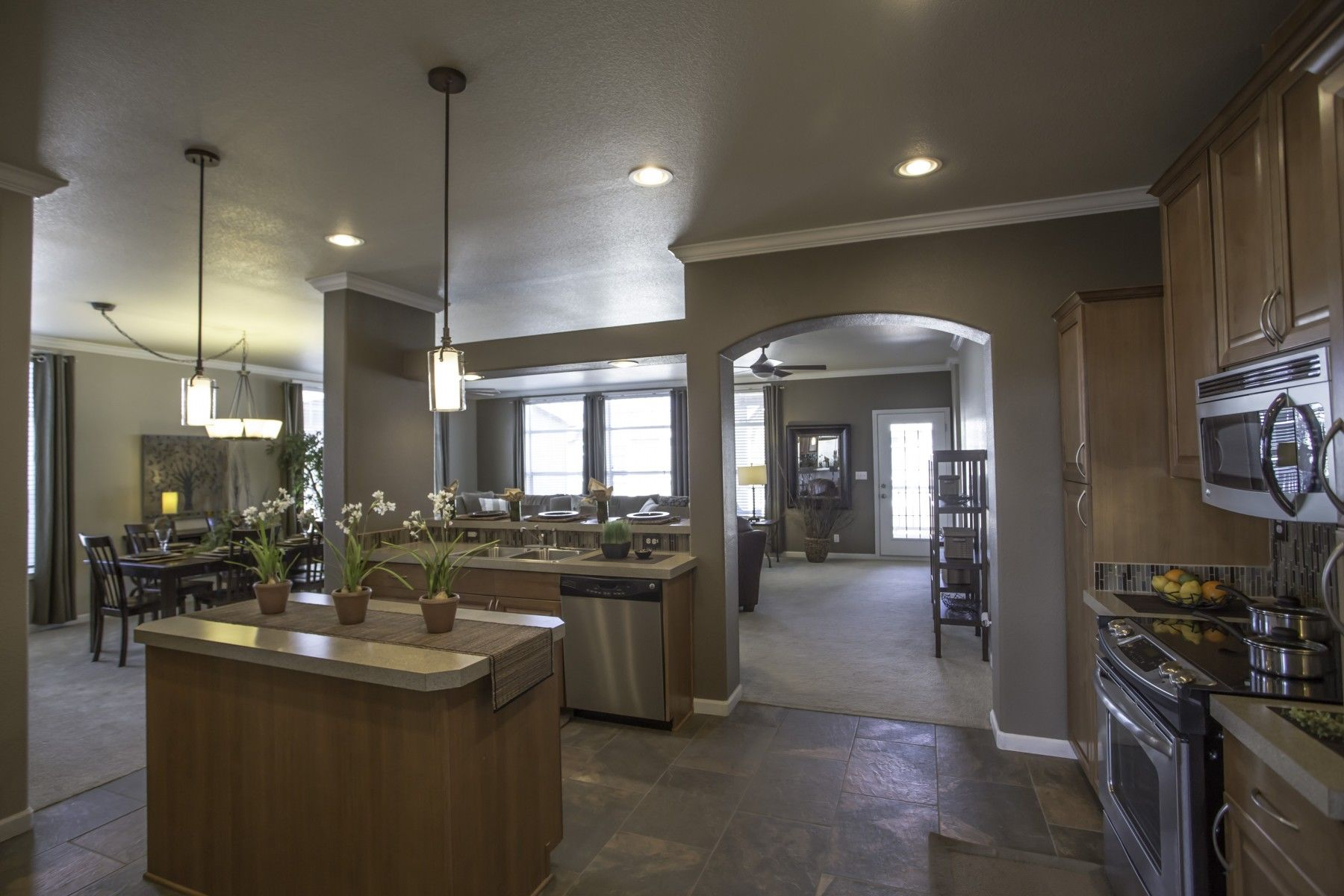 Customization Option Kitchen Homes Direct