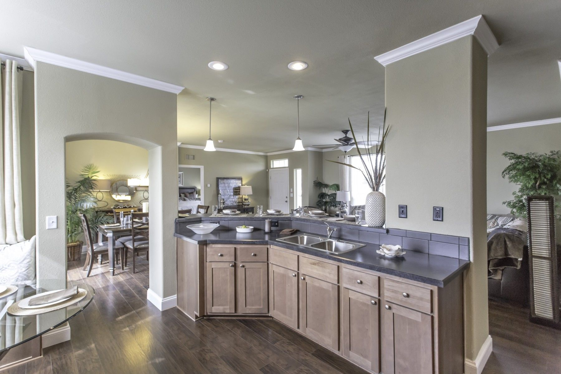 Customization Option For Kitchen Of Your Manufactured