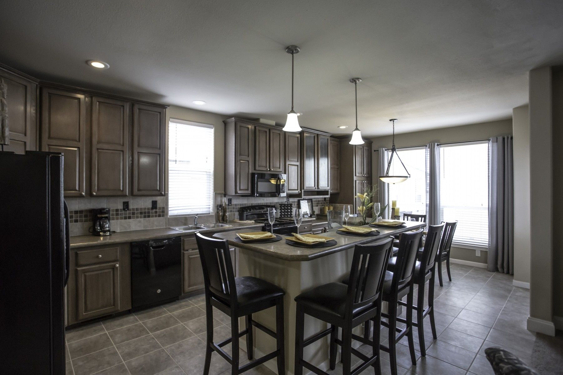 Customization Option For Kitchen Of Your Manufactured Modular Home