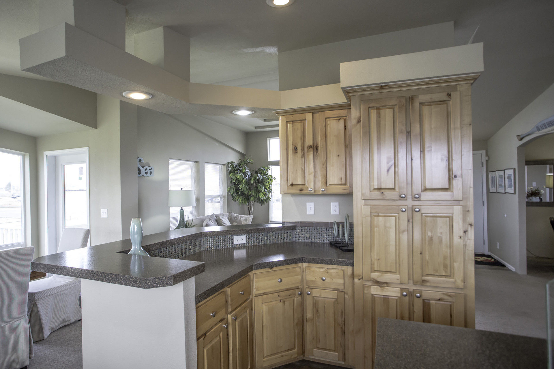 Modular Homes Arizona >> The Sunset Bay 3 bed / 2 bath / 1500 sqft affordable home for $78900 | Model 4P56S52 from Homes ...