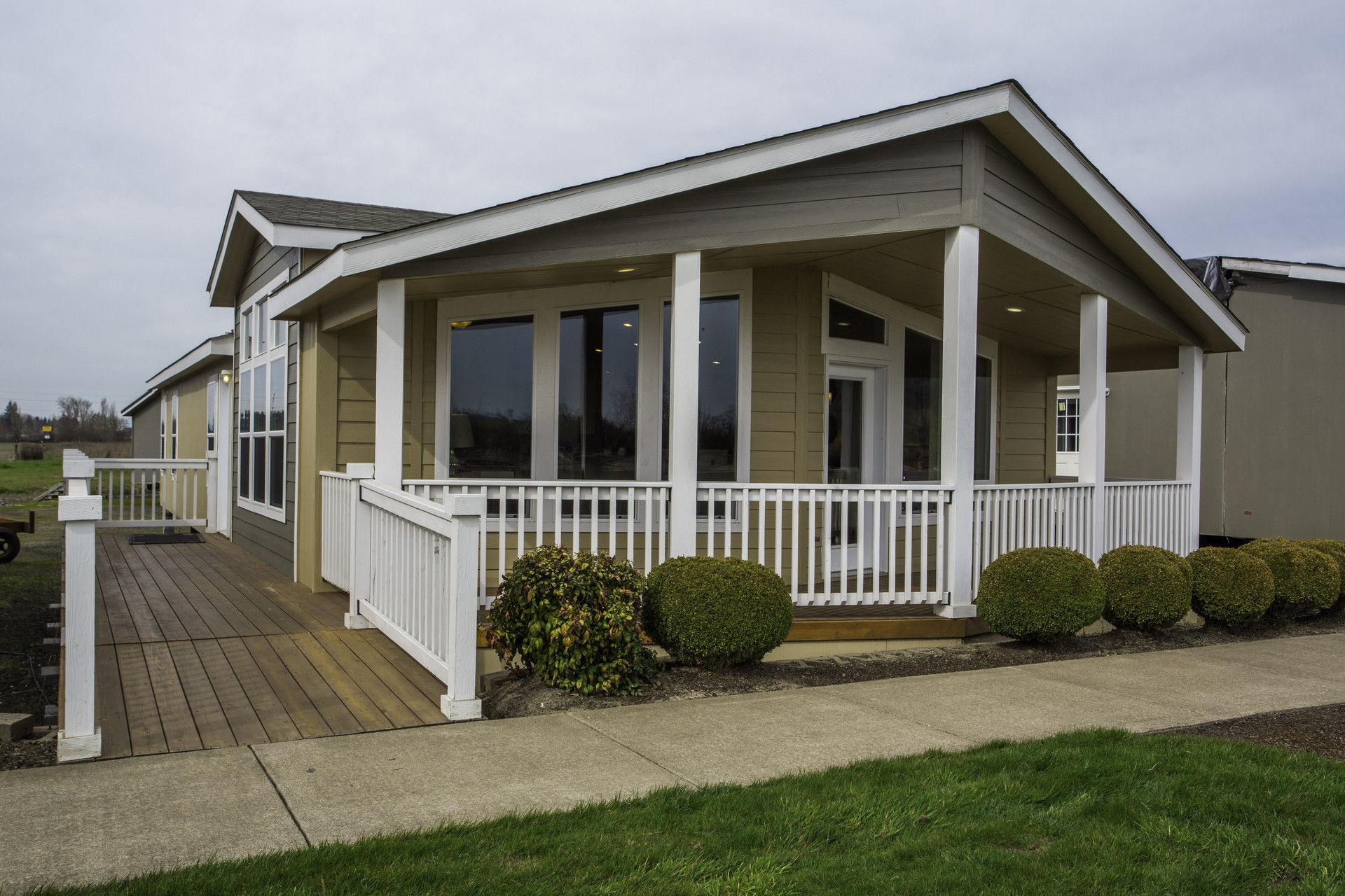 Metolius Cabin on Manufactured Home Floor Plans