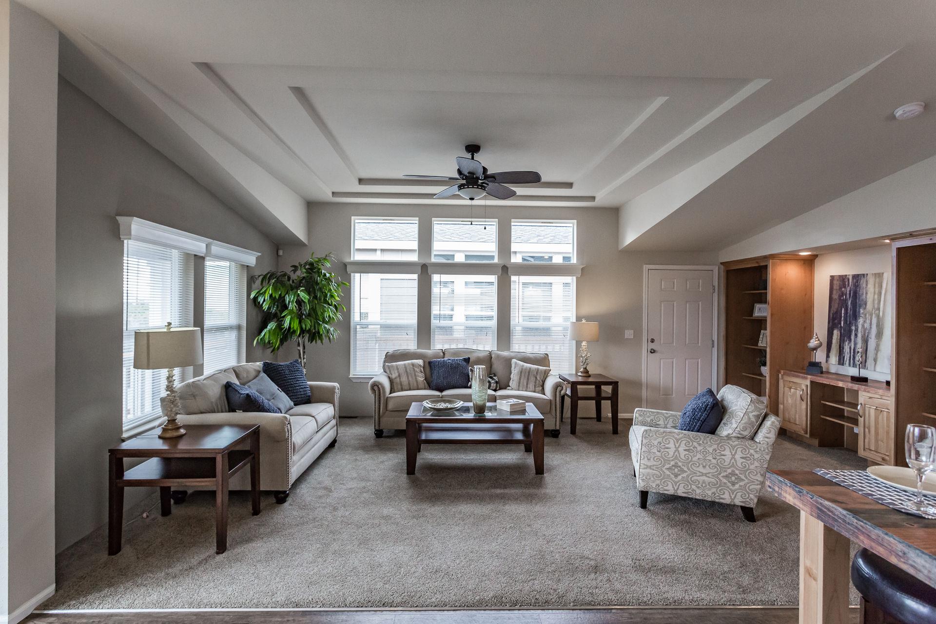 Modular Homes Nebraska >> Sunset Bay Plus 3 bed / 2 bath / 1550 sqft affordable home for $81900 | Model 3104G28563B from ...