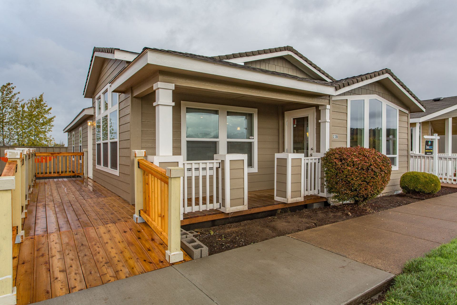 Palm Harbor (Albany,OR) 3 Bedroom Manufactured Home Sunset