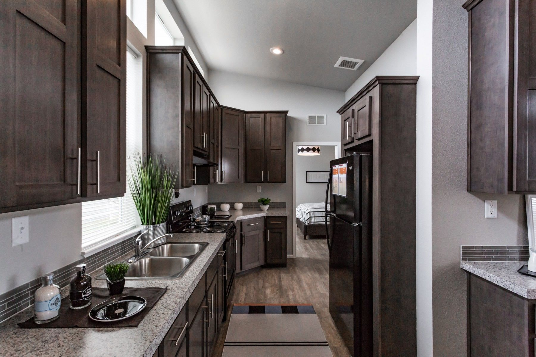 Modular Homes Washington State >> The Loft 2 bed / 2 bath / 1140 sqft affordable home for $55900 | Model HD1576 from Homes Direct