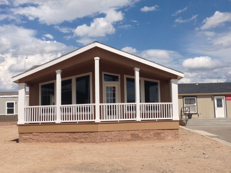 Homes Direct Modular Homes - Model K2766A Prow