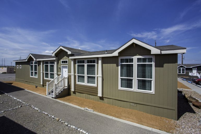 Homes Direct Modular Homes - Model RC3172A