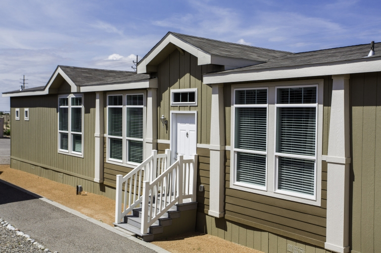 Homes Direct Modular Homes - Model RC3172A