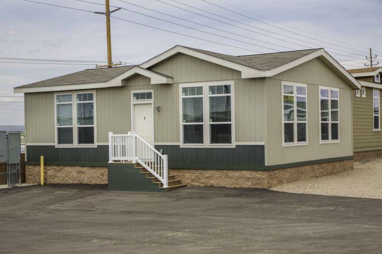 Homes Direct Modular Homes - Model RC2736A