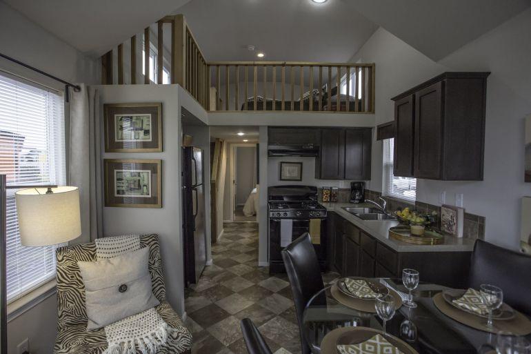 Homes Direct Modular Homes - Model Park Model 01