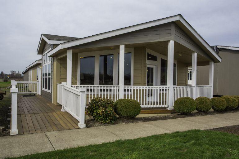 Homes Direct Modular Homes - Model Metolius Cabin