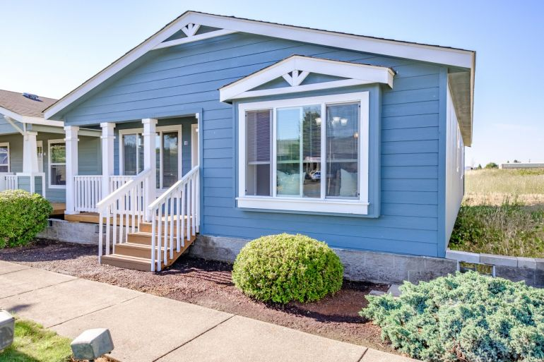 Homes Direct Modular Homes - Model River Front