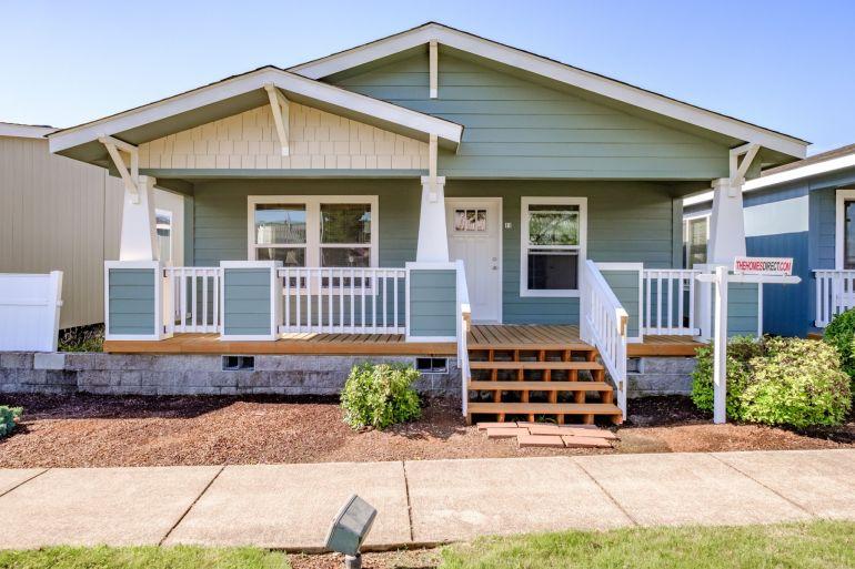 Homes Direct Modular Homes - Model River's Edge