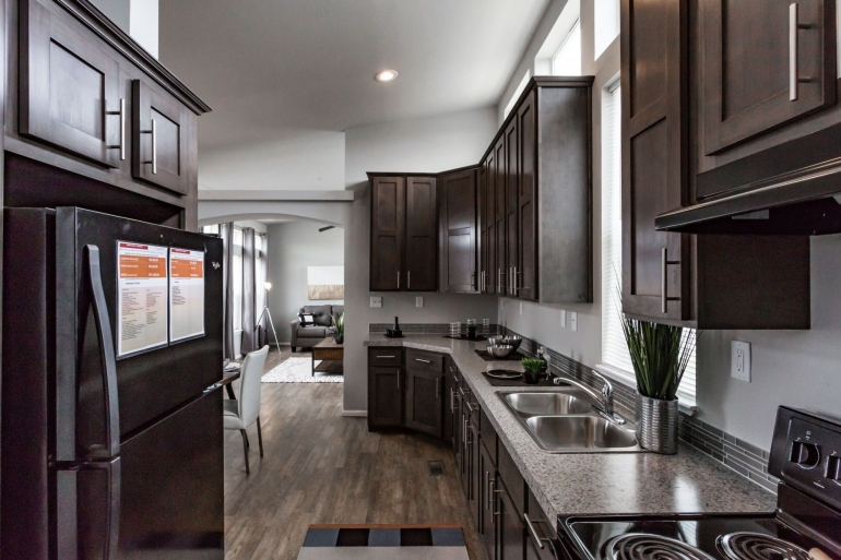 Modular Homes Arizona >> The Loft 2 bed / 2 bath / 1140 sqft affordable home for $55900 | Model HD1576 from Homes Direct